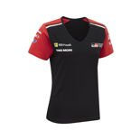 Toyota Gazoo Racing WRT 2018 Women's Team T-Shirt Black