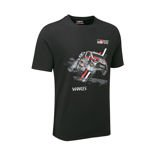 Toyota Gazoo Racing WRT Men's Car T-Shirt Black