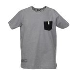 WRC Mens Pocket T-shirt Grey
