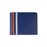 Gulf Leather Wallet Blue