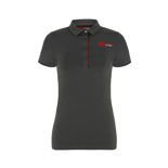 Haas F1 Team Ladies Logo Polo Shirt