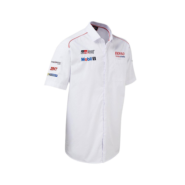 Toyota Gazoo Racing Wec Team Mens Shirt Team Shirts Mens