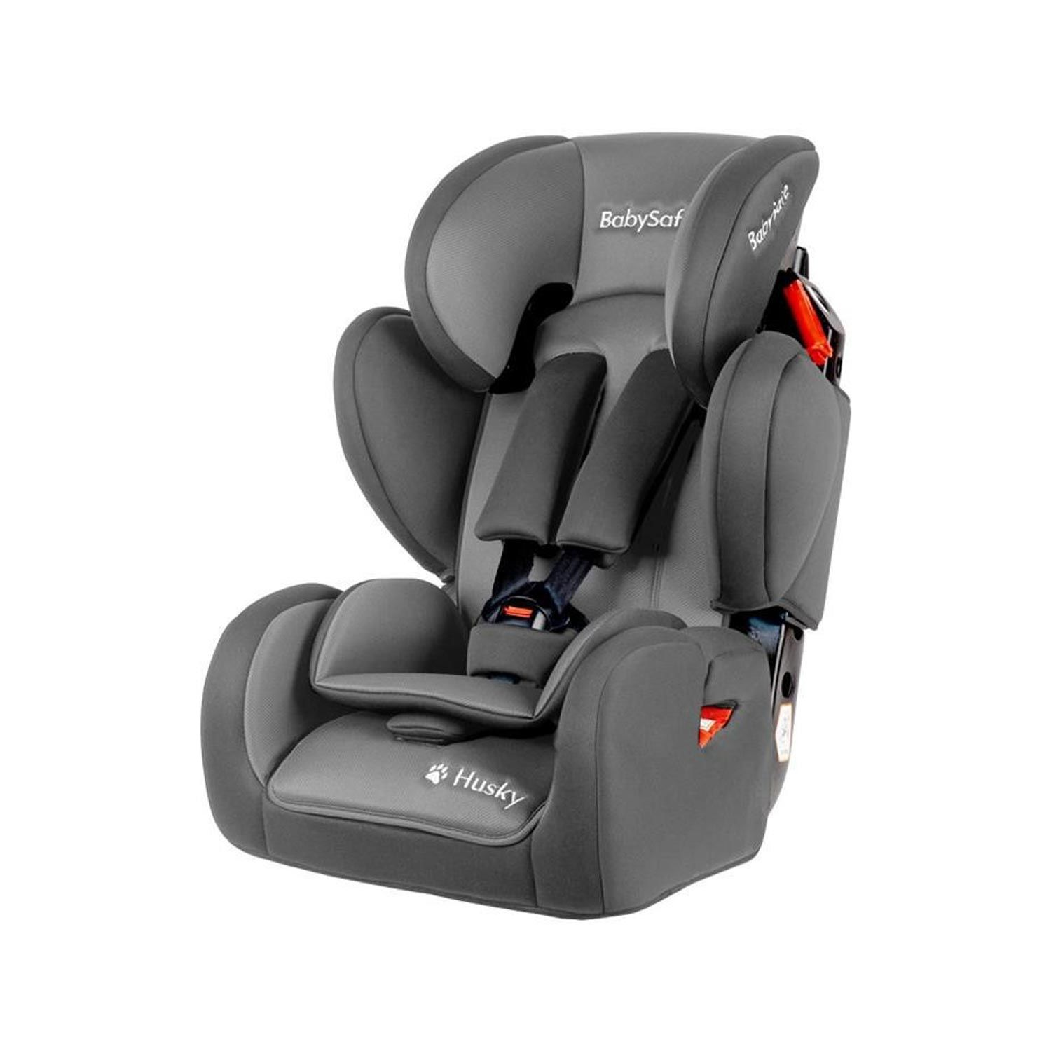 Babysafe Husky New grey Child Seat (9