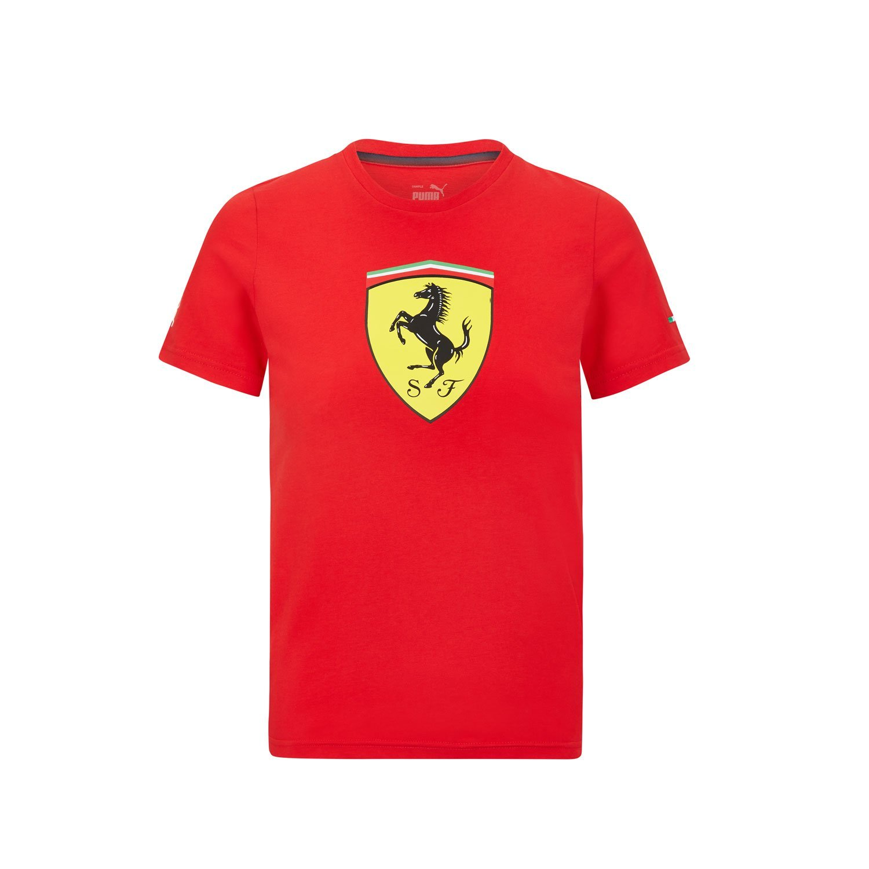 Classic PUMA Ferrari F1 2021 Red T-shirt