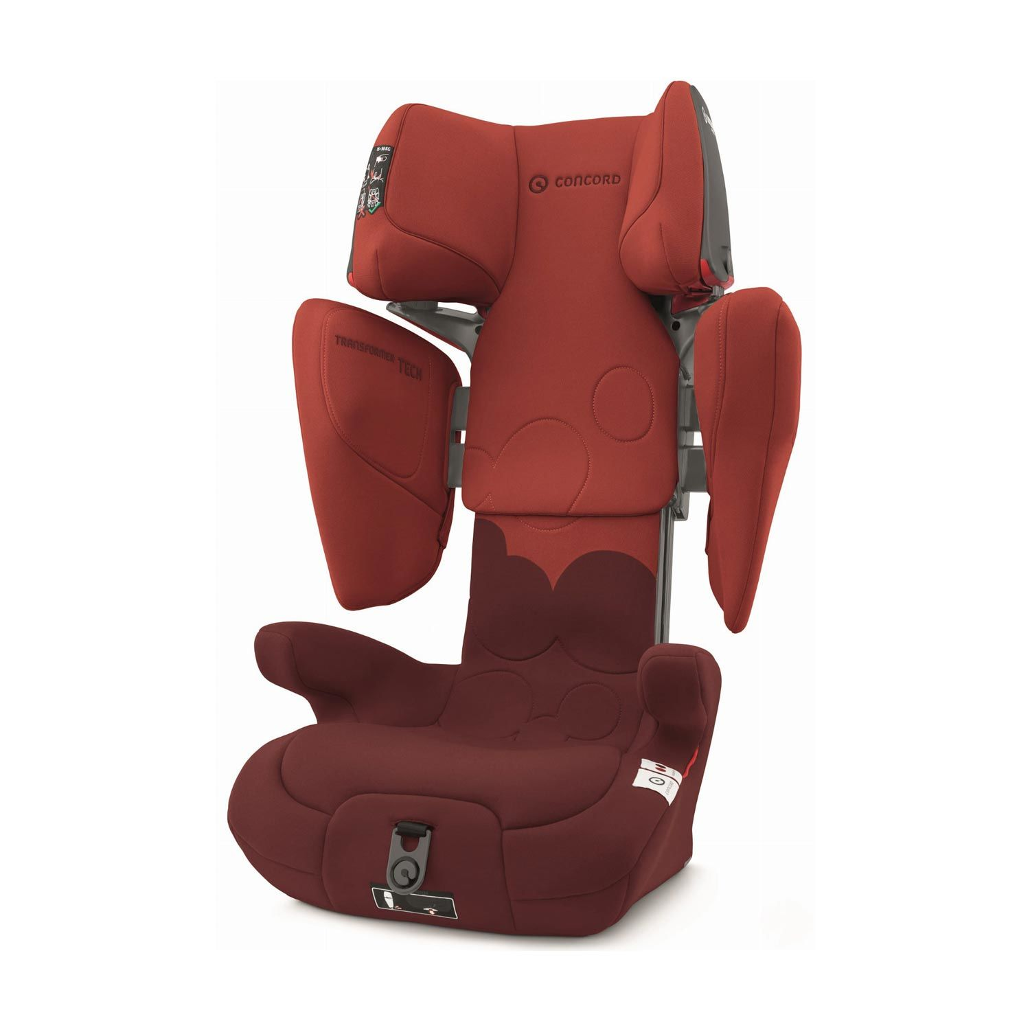 Tech19 Red Child Seat Red (15-36 kg