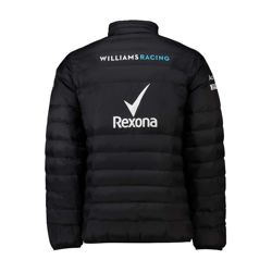 2019 Williams Racing Mens Team Padded Jacket