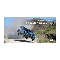 2020 McKlein Rally Calendar - The Wider View