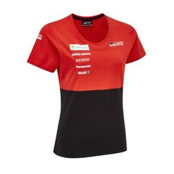 2020 Toyota Gazoo Racing WRT Ladies Team T-Shirt Black