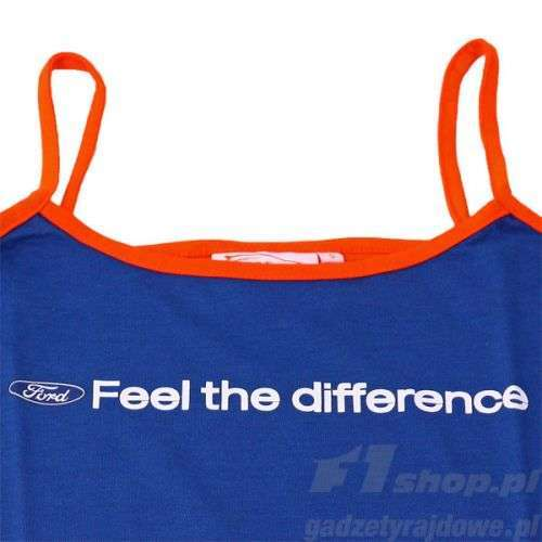Ford Feel the Difference Ladies T-shirt