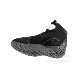OMP CO-DRIVER Black Racing Shoes (FIA)