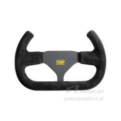 OMP INDY OPEN Suede Steering Wheel