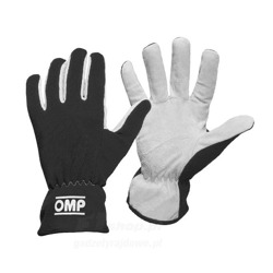 OMP NEW RALLY Black Racing Gloves