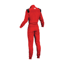 OMP SUMMER-K red Karting Suit