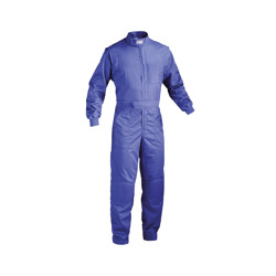 OMP SUMMER blue Kids Karting Suit
