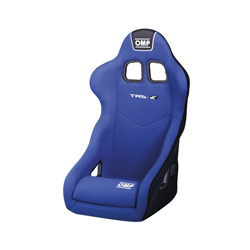 OMP TRS MY14 blue Racing Seat (with FIA homologation)