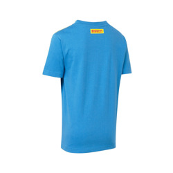 Pirelli Tyre Kids T-shirt blue