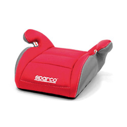 Sparco F100K Red Child Seat (15-36 kg) (33 - 79 lbs)