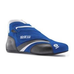 Sparco FAST SL-7C Blue Racing Shoes (with FIA homologation)
