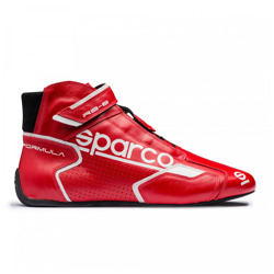Sparco FORMULA RB-8.1 Racing Shoes Red (with FIA homologation)