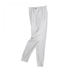 Sparco ICE X-COOL underwear pants white (with FIA homologation)