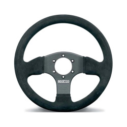 Sparco P300 Suede Steering Wheel
