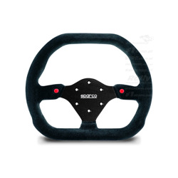 Sparco P310 Suede Steering Wheel