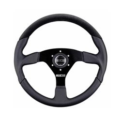 Sparco P505 Steering Wheel black