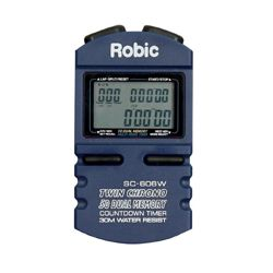 Sparco Robic SC-606 Stopwatch