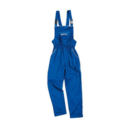 Sparco SALOPETTE Mechanic Dungarees blue