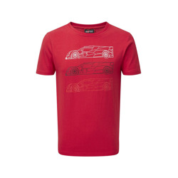 Toyota Gazoo Racing Car Kids T-shirt