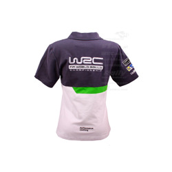 WRC Team Ladies Polo Shirt White