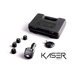 Wheel pressure and temperature measuring kit KASER