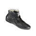 OMP CARRERA low Black Racing Shoes (with FIA homologation)