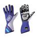 OMP KS-2 Blue - Black Gloves