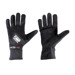 OMP KS-4 Black Gloves