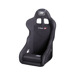 OMP TRS MY14 black Racing Seat (with FIA homologation)