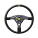 OMP VELOCITA OV SUPERLEGGERO Suede Steering Wheel