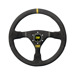 OMP WRC Suede Steering Wheel