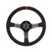 Sparco L575 NERO Suede Steering Wheel