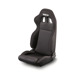 Sparco R100 Black Tuning Car Seat