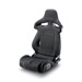 Sparco R333 FORZA Black Tuning Car Seat