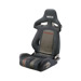 Sparco R333 FORZA Black and Anthracite Tuning Car Seat