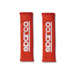 "Sparco Shoulder Pads 2"" red"