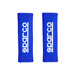 "Sparco Shoulder Pads 3"" blue"